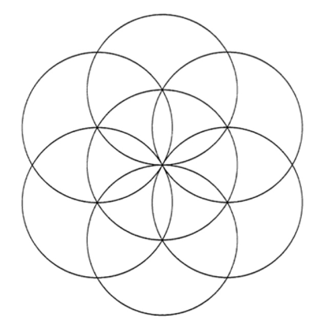 complete flower of life